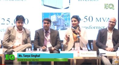 Ms. Tanya Singhal,Founder & Director, Solar Arise