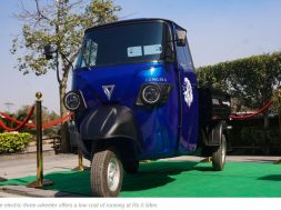 Omega Seiki Mobility invests Rs 200 crore in EV space, launches Singha & Singha Max electric cargo 3W