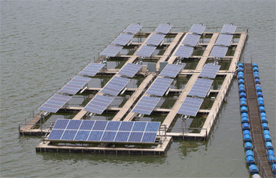 RFS FOR 04 MW FLOATING SOLAR WITH 02 MW/01 MWH BESS AT KALPONG DAM, NORTH ANDAMAN