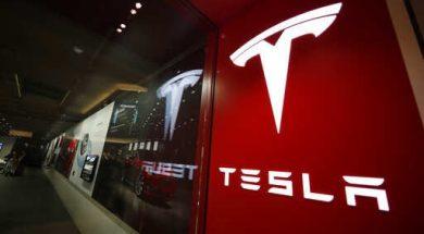 Record sales push Tesla to 2nd straight quarterly profit