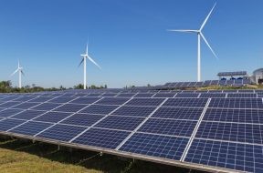 Rosepetal Solar Energy Won 700 MW Solar-wind Hybrid Power Project From MERC