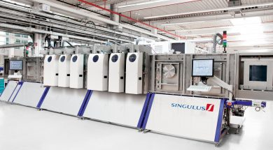 SINGULUS TECHNOLOGIES signs contract for the delivery of production systems for CIGS solar modules