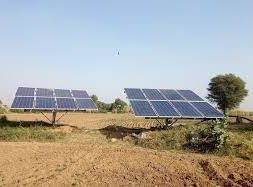 Solar photovoltaic power plant at various govt schools at champawat