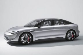 Sony springs a surprise with advanced Vision-S concept car at CES 2020