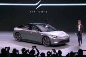 Sony surprises everyone with an electric concept car