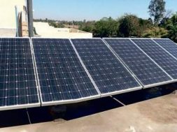 Telangana's Kamareddi Railway booking office gets solar roof