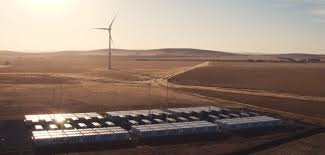 Tesla's Newest Big Battery in Australia Set to Back Up Wind Farm