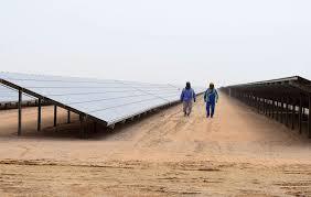 U.A.E.'s Al Nowais Plans $500 Million Renewable Energy Fund