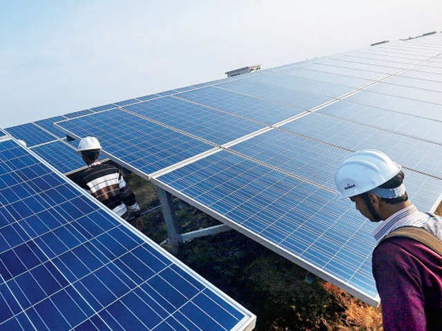 India moving towards a solar-battery combined future and faster than before
