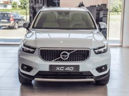 Volvo's XC40 Sets Sail For The Indian EV Market