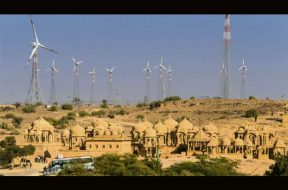 Western Rajasthan produces surplus power, thanks to wind and solar energy