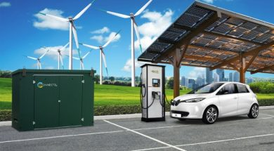 Wind, Storage and EVs Are Racing Ahead While Wider Green Investment Stalls