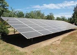 ongrind solar power system