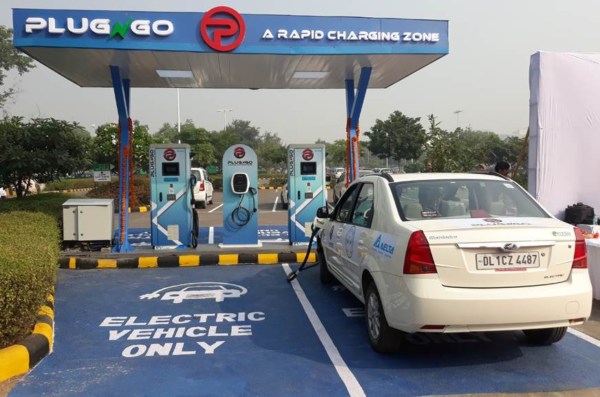 EV Motors and BSES Yamuna to facilitate EV charging network in Delhi