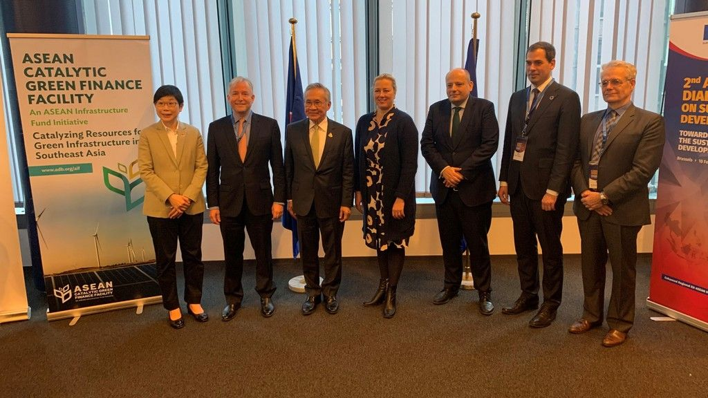 ADB, European Union, and ASEAN Countries Partner to Boost Green Infrastructure