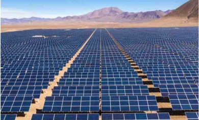 AIIB weighs funding support for Oman's first solar PV project