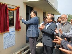 CMD MECON inaugurated 40 kWp solar power plant