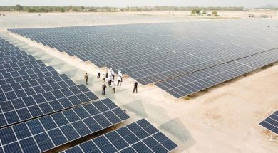Five new solar farms to be connected to the national grid