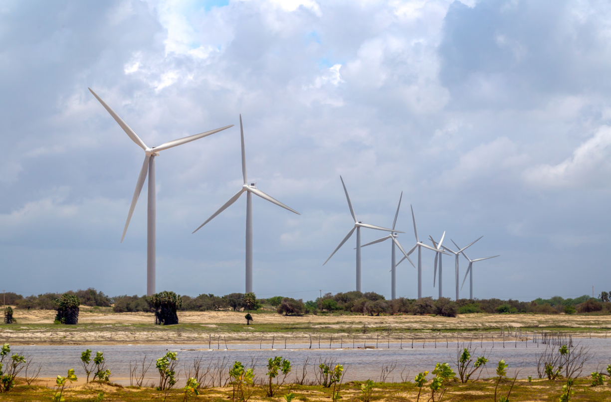 In the matter of: Petition for approval of tariff for adoption of tariff for purchase of 50 MW Wind Power from SECI