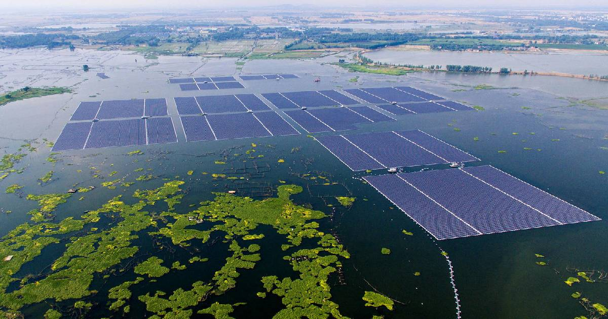 Mongla going to have 10MW floating solar power plant