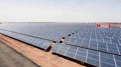 Petition for determination of project specific tariff of 20 MW photovoltaic solar  power set up at Kutch, Gujarat