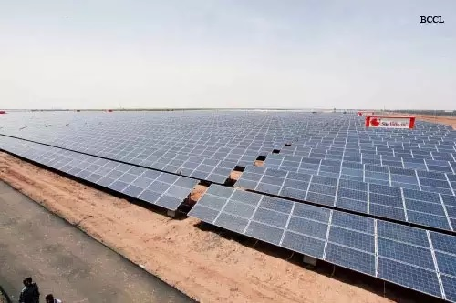 In the Matter of: Petition for determination of project specific tariff of 20 MW photovoltaic solarpower set up at Kutch, Gujarat