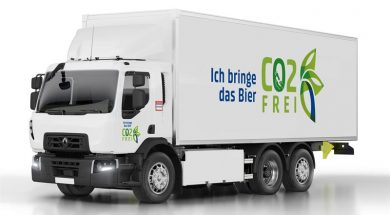 Renault Trucks signs historic agreement with the Carlsberg Group to deliver 20 electric trucks