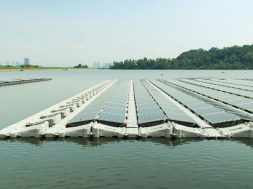 Sembcorp to build Singapore's largest floating solar farm covering 45 football fields