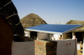 Solar microgrid – A game-changer for India's rural electrification and transformation