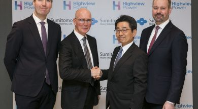 Sumitomo Heavy Industries (SHI) and Highview Power Partner to Expand Cryogenic Long-Duration Energy Storage Globally