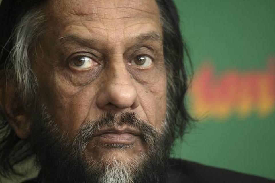 Former TERI chief R.K. Pachauri dies at 79