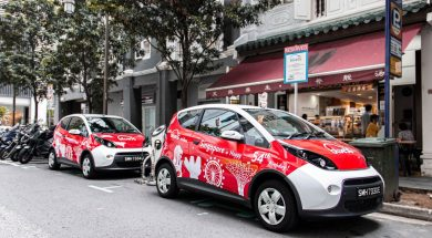 Wheels in motion- Singapore joins global movement to phase out fossil fuel vehicles