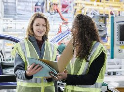 Winning the race for talent- A road map for the automotive industry