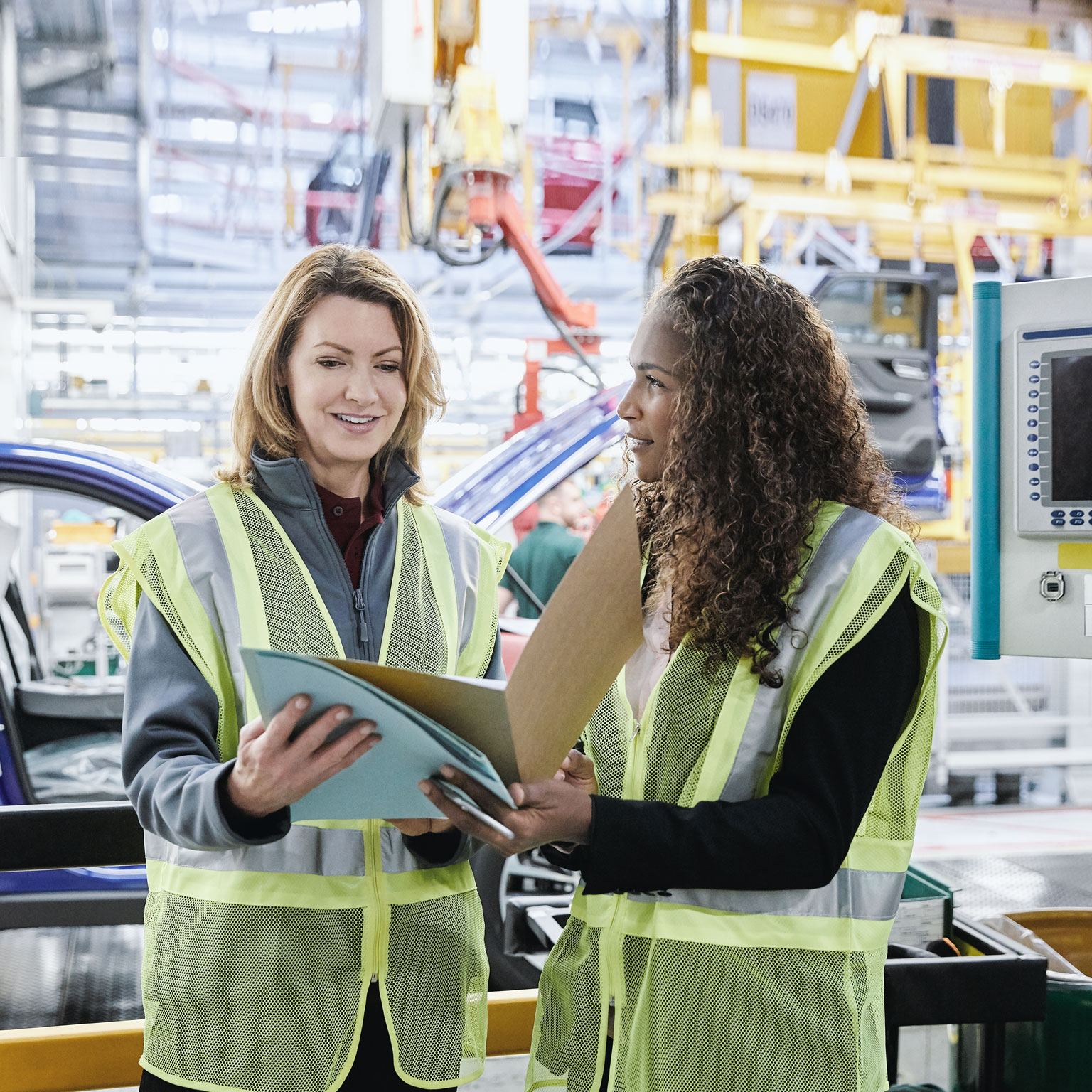 Winning the race for talent: A road map for the automotive industry