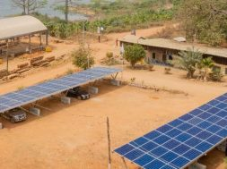 GHANA-Redavia connects small-scale solar power plant for KKTR sawmill