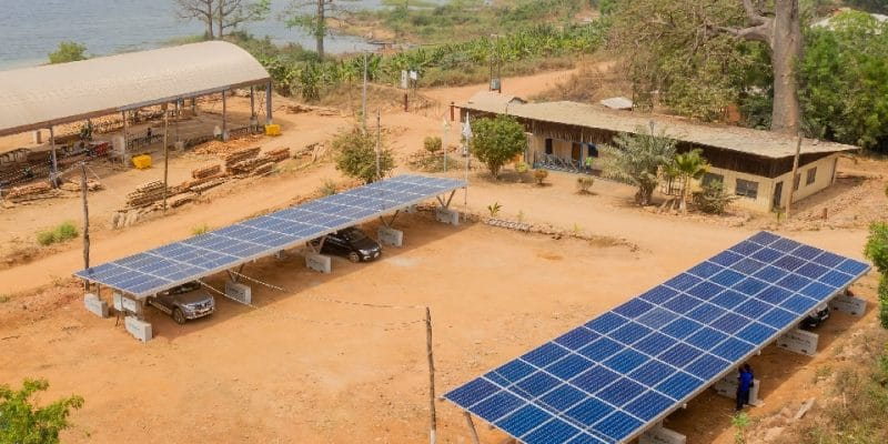 GHANA: Redavia connects small-scale solar power plant for KKTR sawmill