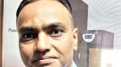 Girish Paralikar, Associate Vice President -Service Head, Best Power Equipments