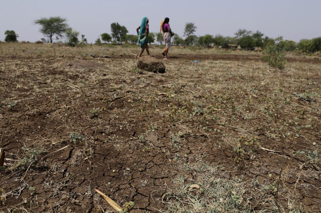 Impact of Climate Change on Farmers