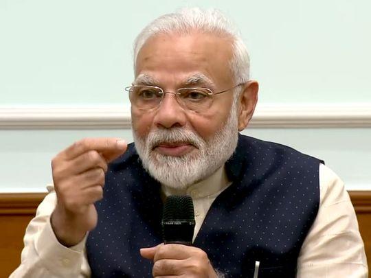 India to take initiative towards green economy, focus on renewable energy: PM Modi