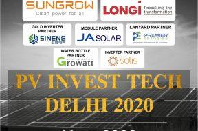 PV Invest tech web invite