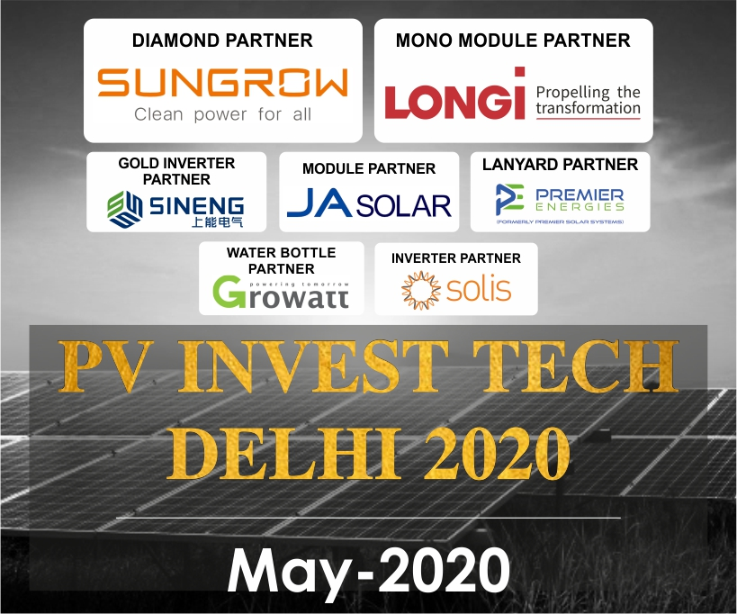 Delhi PV Invest Tech May 2020