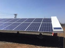 Solar Power for Traction Requirement