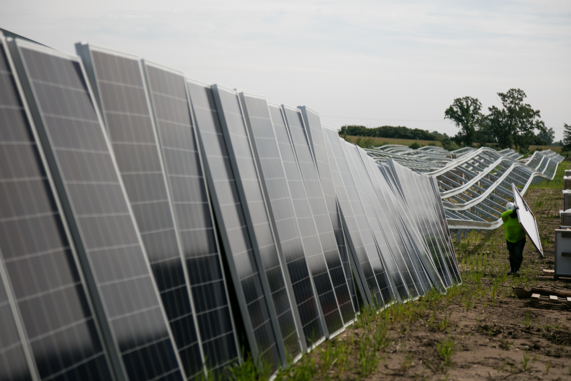 U.S. Solar Workforce Could Be Halved By Virus, Group Says