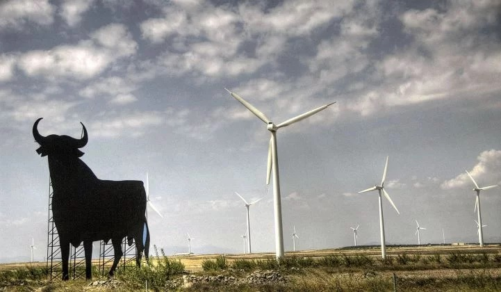 Spanish Oil Major Repsol to Build 860MW of Wind Farms at Home