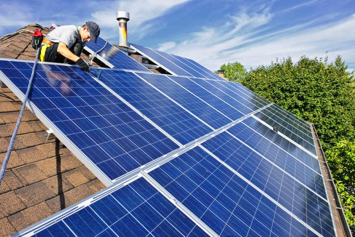 Gujarat alone houses two-third of India's residential solar rooftop systems