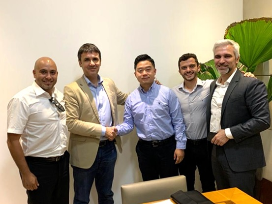 LONGi and Solatios enter partnership agreement for 908MW of Hi-MO 4 modules in Brazil