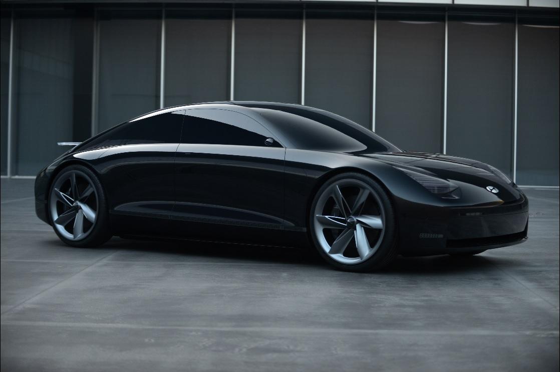 """Hyundai Motor Unveils """"Prophecy"""" Concept EV"""