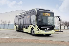 Volvo's bus plant in Borås solely powered by renewable energy-1