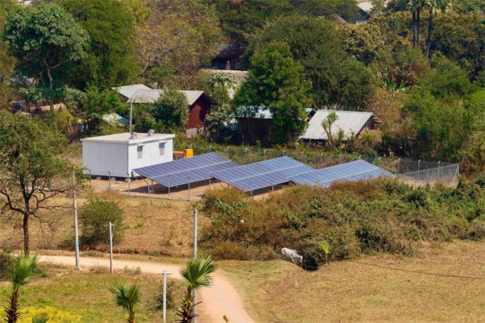 Yoma's green power project delivers electricity to tens of thousands in Myanmar