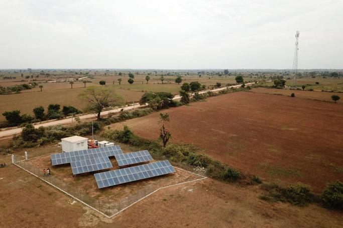 Yoma JV builds 250 micro solar-hybrid power plants for rural Myanmar